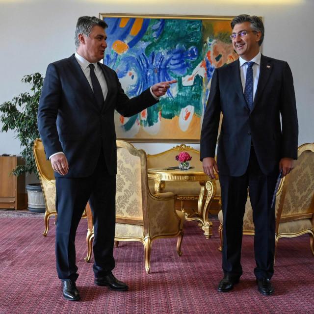Premijer Plenković najpozitivniji je političar u državi, a predsjednik Milanović na drugom je mjestu