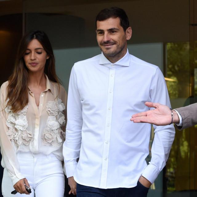 Casillas podiže trofej Lige prvaka 2014. godine
