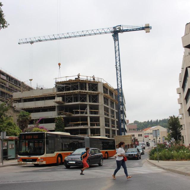 Hrvatski crveni križ dobio je svoju ulicu kod nastajućeg stambeno-poslovno-hotelskog giganta