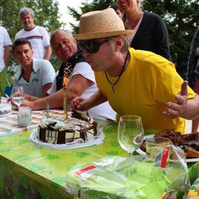 Rajko Dujmić proslavio bi 66. rođendan
