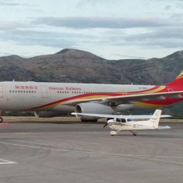 DV kineski avion