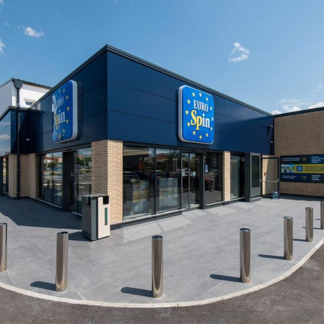 Eurospin prvi od stotinu supermarketa u Hrvatskoj otvara 13. kolovoza u Zadru