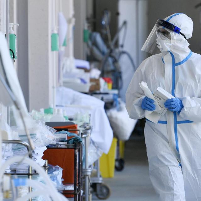 <br /> Klinika za infektivne bolesti Dr. Fran Mihaljević