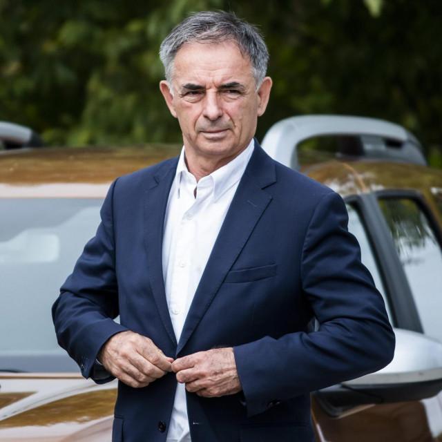 Milorad Pupovac, čelnik SDSS-a