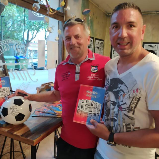 Strip o Hajduku – Majstoru baluna