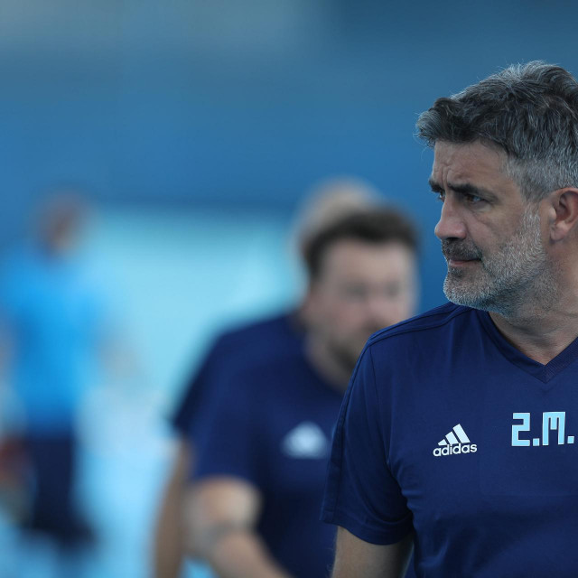 Trener Dinama Zoran Mamić uspješno je odradio generalnu provjeru