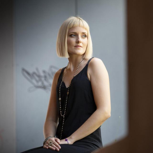 Ravnateljica festivala Vanesa Kleva Pleština, direktorica Piano Loop Festivala<br />