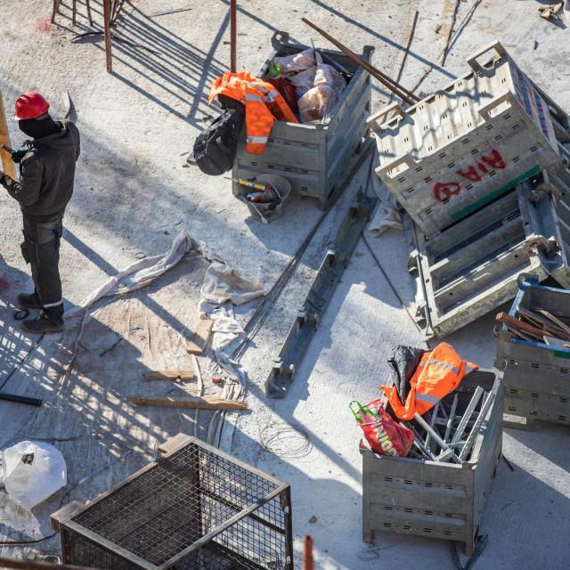 Nijemci istražili: 44 posto radnika s Balkana radi u građevini