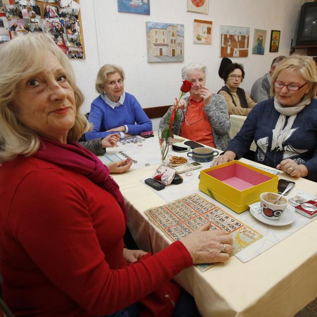 Zoja Puharić bila je na čelu Udruge umirovljenika