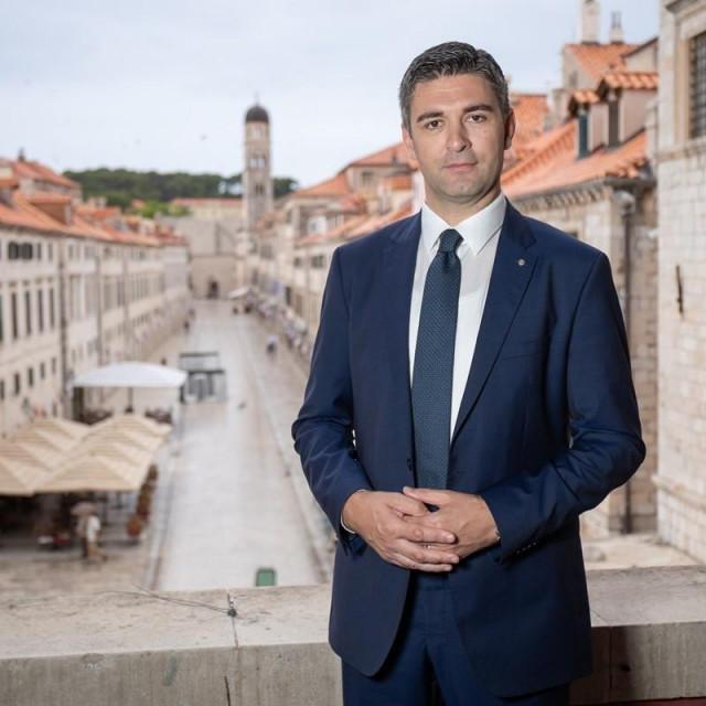 gradonačelnik Grada Dubrovnika Mato Franković