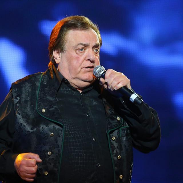 Legendarni glazbenik nastupio je na ovogodišnjem 60.Splitskom festivalu
