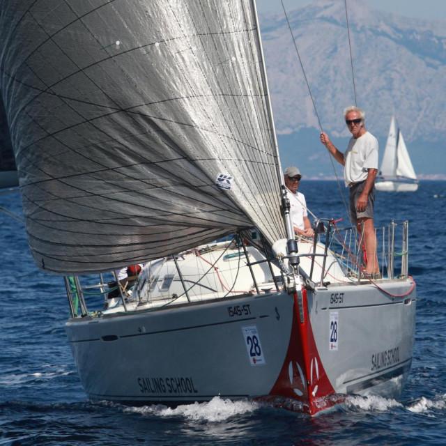 Tradicionalna 40. južnodalmatinska regata