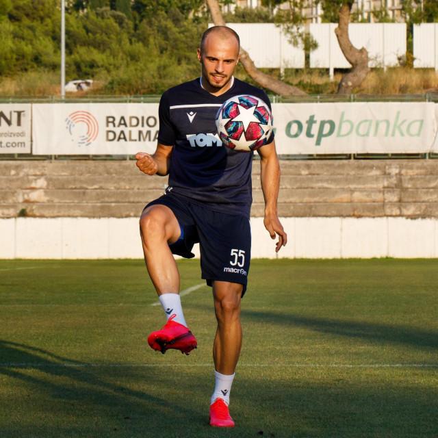 Darko Todorović novi desni branič Hajduka