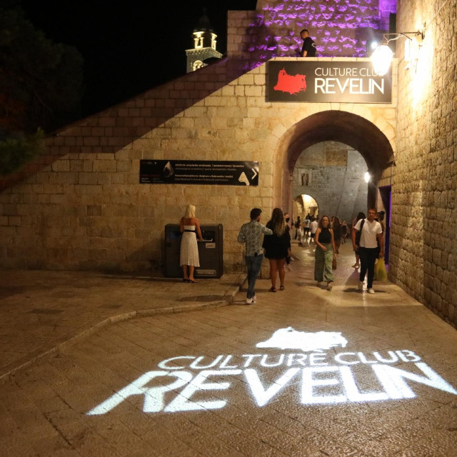 Culture club Revelin nakratko je otvorio vrata i opet ih - zaključao