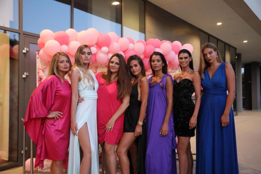 Proslava 6 godina butika dizajnerice Andree Zvono, hotel Sheraton