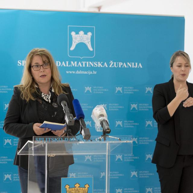 Ravnateljica NZJZ dr. sc. Željka Karin