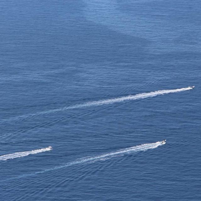 Na Korčuli je more onečišćeno