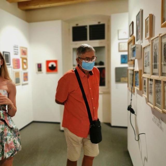 Uspješan spoj kvantitete i kvalitete u Galeriji malih formata
