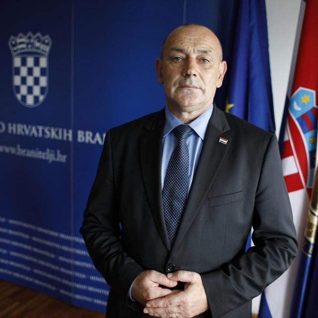 Ministar hrvatskih branitelja Tomo Medved nema partnera u srbijanskoj Vladi, oni to ministarstvo nemaju<br />