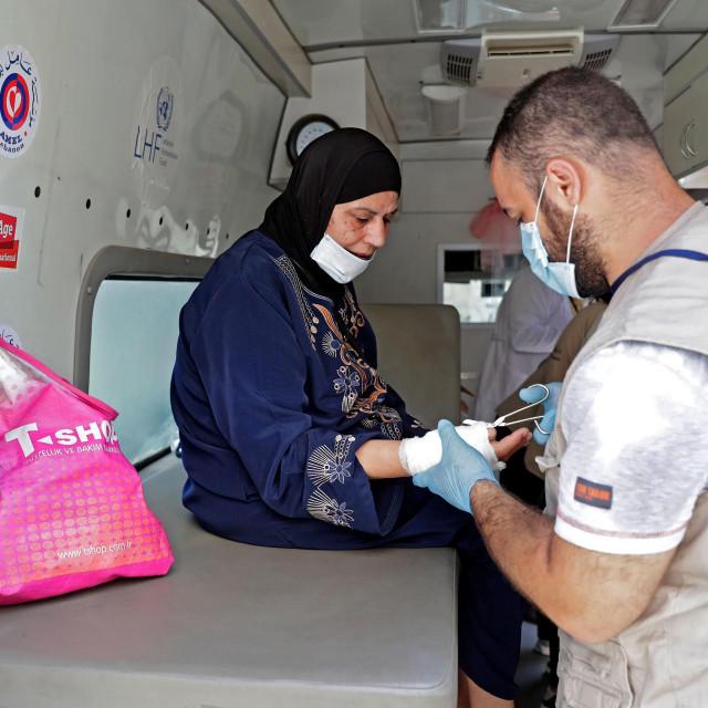 Libanonski zdravstveni sustav gotovo da ne pamti gore uvjete