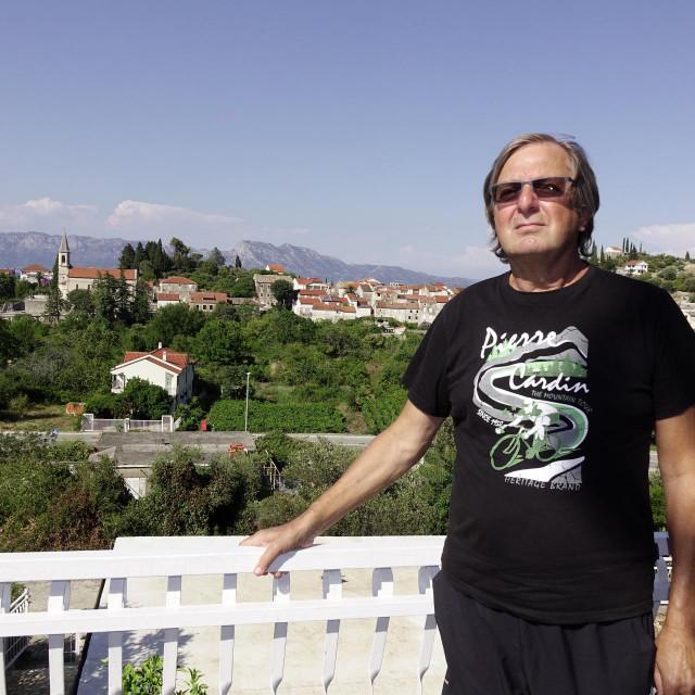 Slovački Trpanjac Jozef Hren