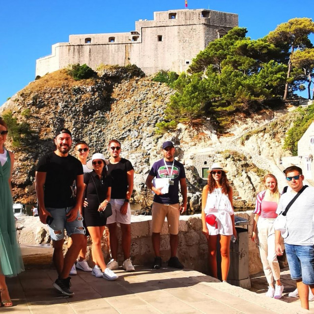 TZ grada Dubrovnika, Game of thrones tura
