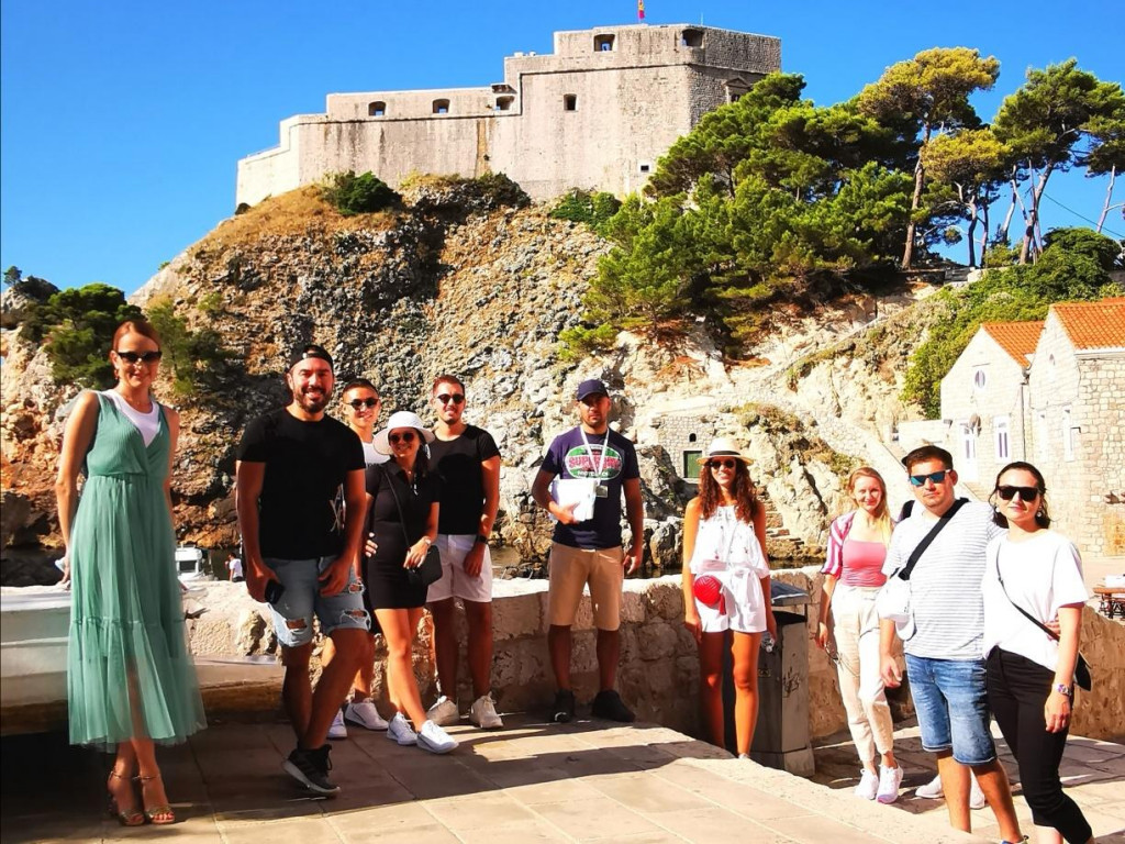 TZ grada Dubrovnika, Game of thrones tura