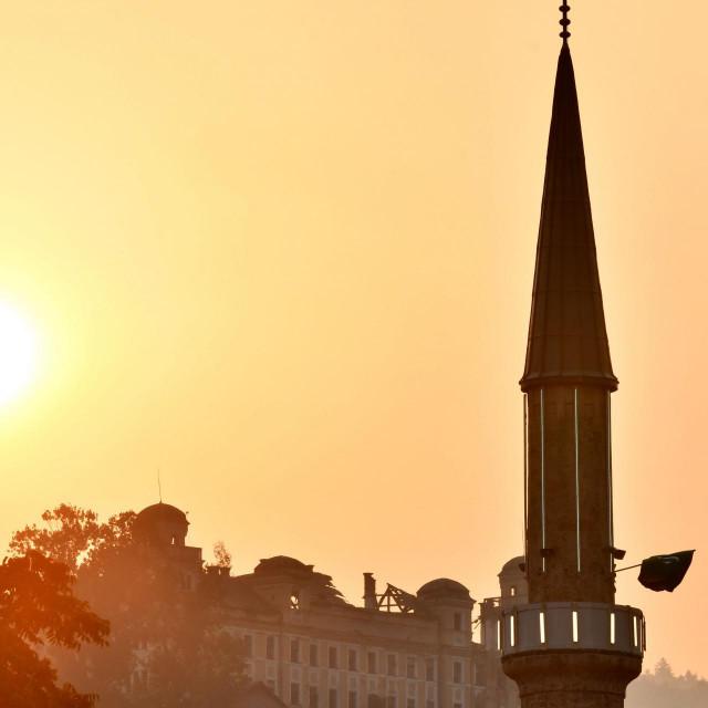 Idilični prizor iz Sarajeva