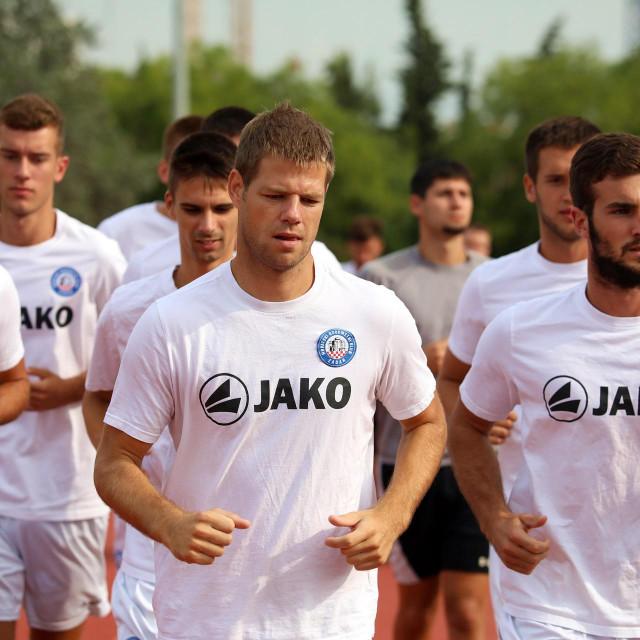Seniori HNK Zadar i na Višnjiku se pripremaju za novu sezonu