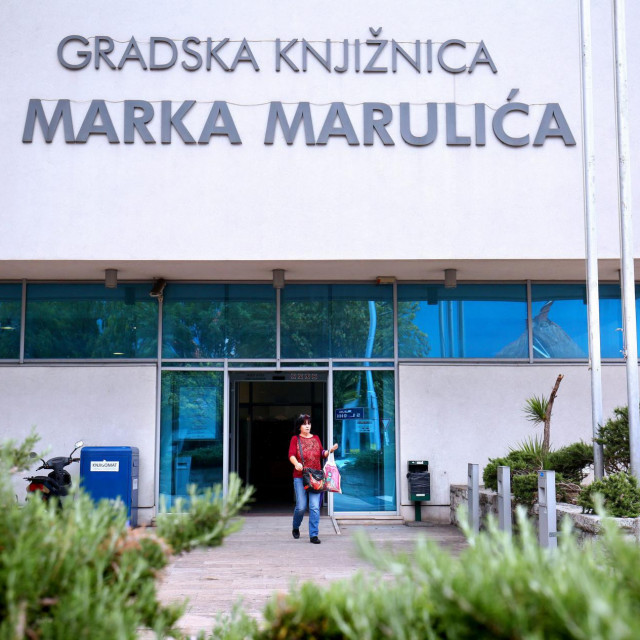 Gradska knjižnica Marka Marulića dolično je proslavila Marulov rođendan
