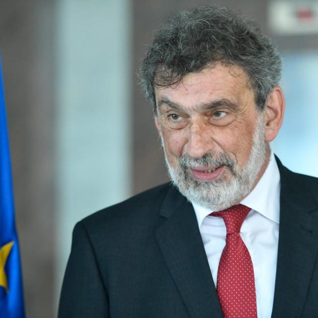 Ministar znanosti i obrazovanja prof. dr. sc. Radovan Fuchs<br /> <br />
