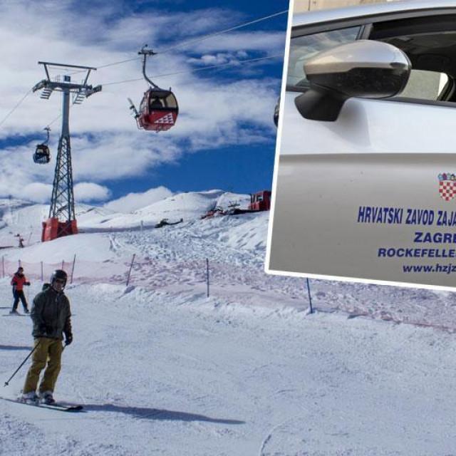 Osim skijaških aranžmana, napominje predsjednik Udruge hrvatskih putničkih agencija Tomislav Fain, domaće agencije organiziraju i dočeke Nove godine te adventska putovanja