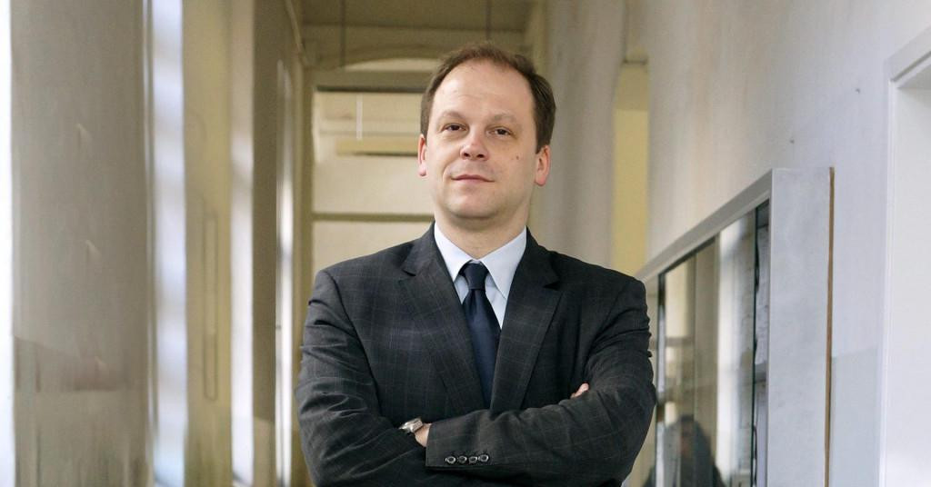 Profesor na Pravnom fakultetu Viktor Gotovac