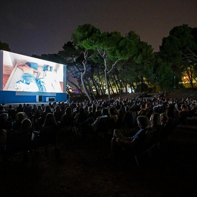Splićani su već uživali u tri projekcije u Ljetnom kinu Bačvice