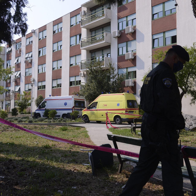 Oporba je tražila sazivanje tematske sjednice zbog koronavirusa u Domu za starije u Vukovarskoj Tom Dubravec/HANZA MEDIA
