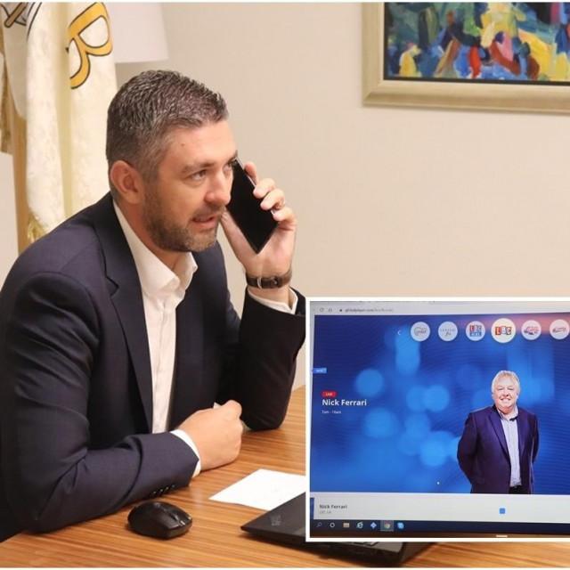 Franković dao intervju za LBC radio