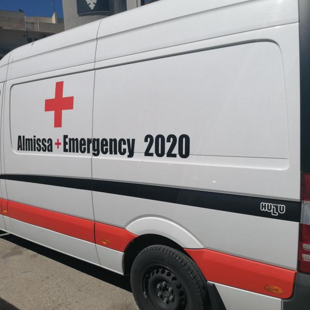 Kata Mijatović i Zoran Pavelić ambulantnim su vozilom zorno demonstrirali pojam hitnosti