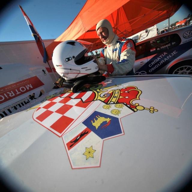 Maro Franić (Dubrovnik Racing) foto: Tonči Vlašić