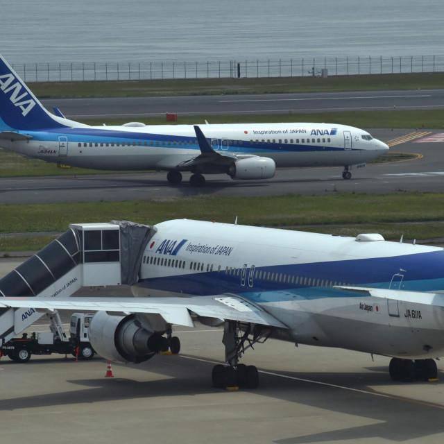 Zrakoplovi japanske tvrtke All Nippon Airways (ANA)