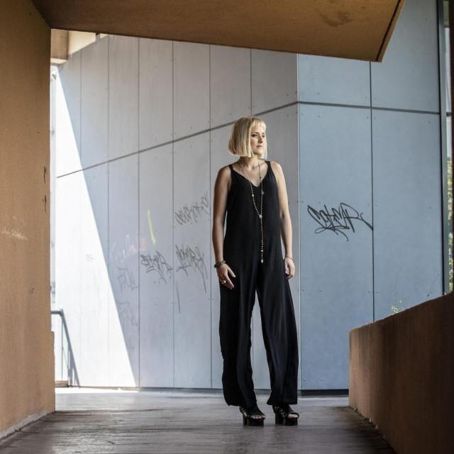 Split, 280819.<br /> Vanesa Kleva, direktorica Piano Loop Festivala.<br /> Bozidar Vukicevic/CROPIX