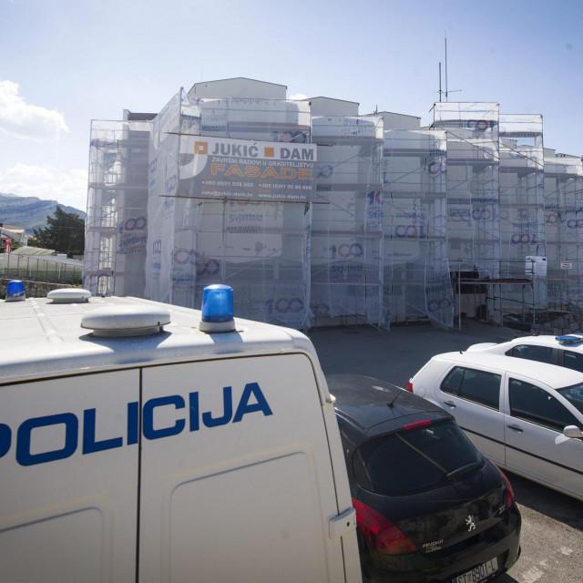 Zgrada policijske postaje uz Jadro odavno je postala premalena za potrebe sve brojnijih građana