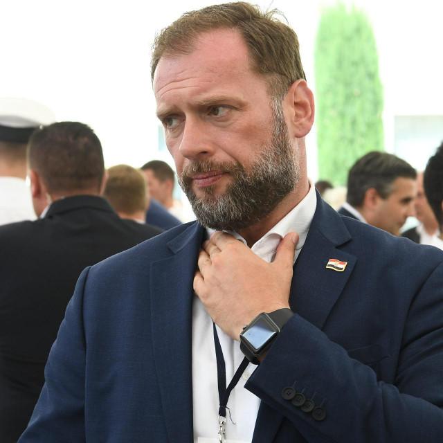 Ministar Mario Banožić