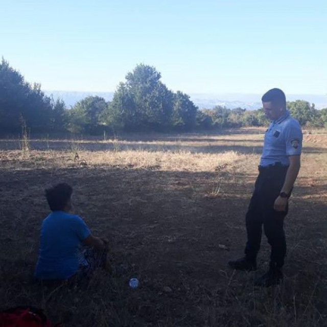 Akcija spašavanja - maloljetnik