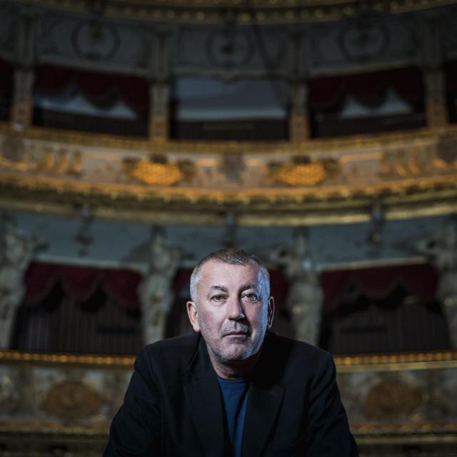Ivica Buljan: Kad smo bili u Splitu, birali smo predstave, misleći na tebe<br />