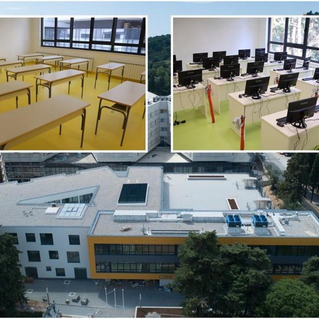 Osnovna škola Montovjerna - sve je spremno za početak nastave