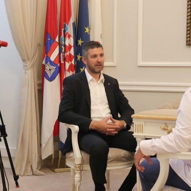 Gradonačelnik Mato Franković govorio o stanju u dubrovačkom turizmu za austrijski ORF