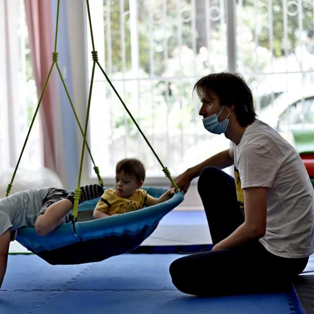 Članovi udruge Anđeli su roditelji djece s najtezim tjelesnim invaliditetom i djece s teškoćama u razvoju