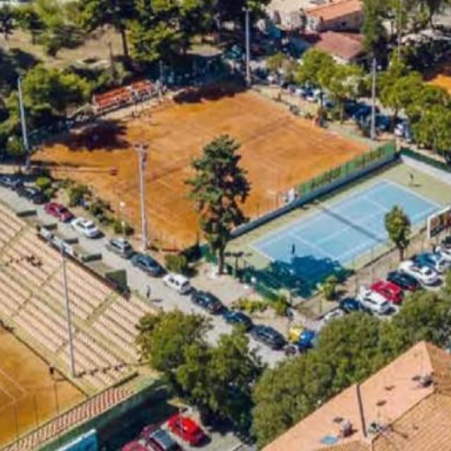 Teniski tereni na firulama