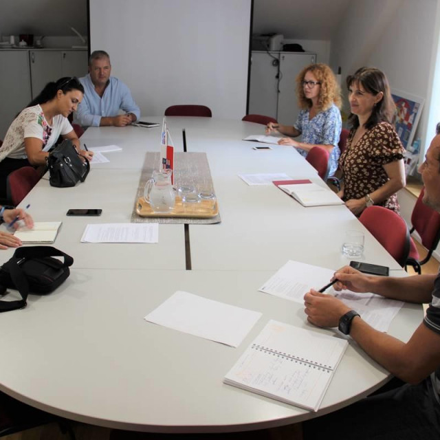 DUNEA s UNIDOM-om i FLAG-om Južni Jadran započela aktivnosti na projektu BLUEfasma