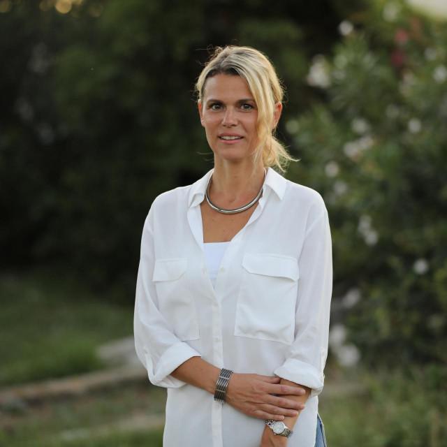 Prof.dr.sc. Doris Peručić, predstojnica Katedre za turizam na Edward Bernays University College